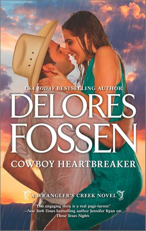 Cowboy Heartbreaker (A Wrangler's Creek Novel, Book 11) eBook  by Delores Fossen