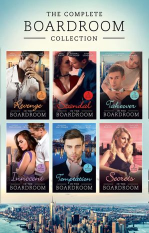 The Complete Boardroom Collection (Mills & Boon e-Book Collections) eBook  by Abby Green