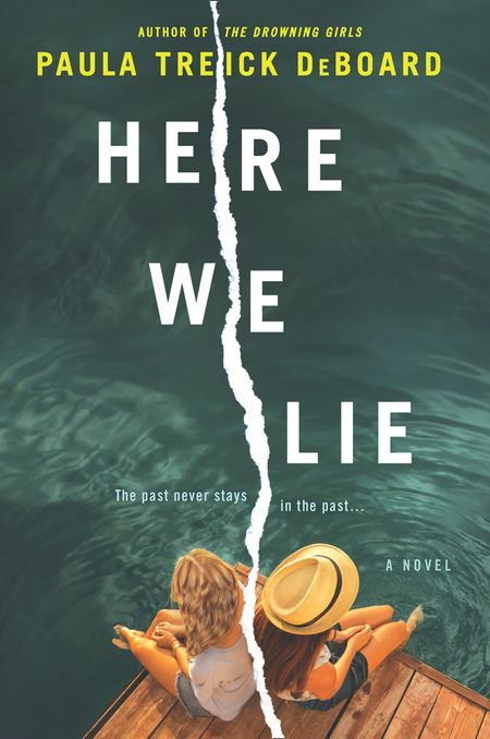 Here We Lie - Paula Treick DeBoard