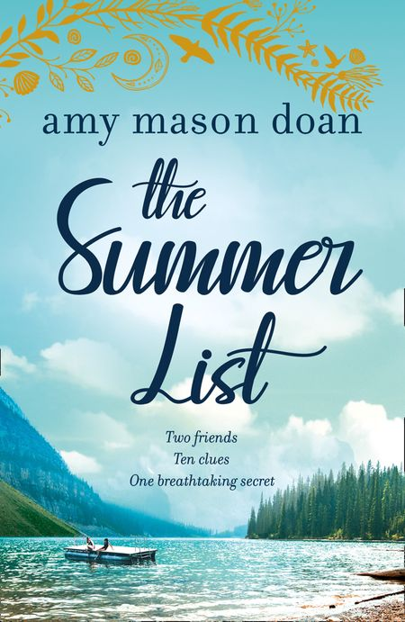 The Summer List - Amy Mason Doan