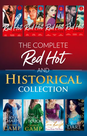 The Complete Red-Hot And Historical Collection (Mills & Boon e-Book Collections) eBook  by Avril Tremayne