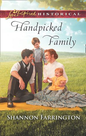 Handpicked Family (Mills & Boon Love Inspired Historical)