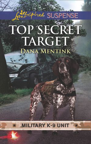 Top Secret Target eBook  by Dana Mentink