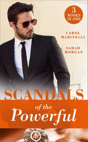 Scandals Of The Powerful: Uncovering the Correttis / A Legacy of Secrets (Sicily's Corretti Dynasty) / An Invitation to Sin (Sicily's Corretti Dynasty) (Mills & Boon M&B) eBook  by 13104