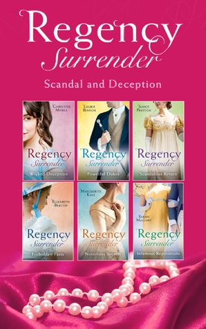 Regency Surrender: Scandal And Deception (Mills & Boon e-Book Collections) eBook  by Christine Merrill