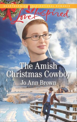 The Amish Christmas Cowboy (Mills & Boon Love Inspired) (Amish Spinster Club, Book 2)