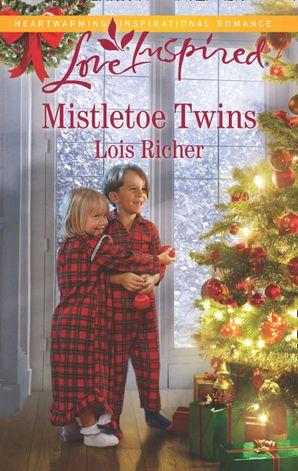Mistletoe Twins (Mills & Boon Love Inspired) (Rocky Mountain Haven, Book 2)