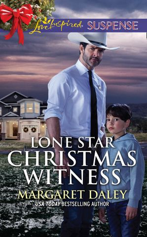Lone Star Christmas Witness (Mills & Boon Love Inspired Suspense) (Lone Star Justice, Book 5) eBook  by Margaret Daley