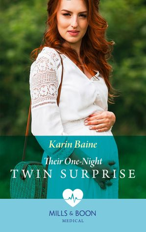 Their One-Night Twin Surprise (Mills & Boon Medical) eBook  by