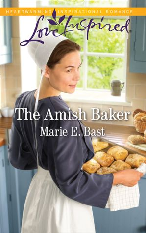 The Amish Baker (Mills & Boon Love Inspired) eBook  by