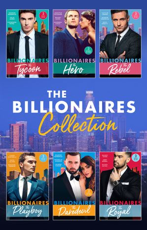 The Billionaires Collection (Mills & Boon e-Book Collections) eBook  by Carol Marinelli