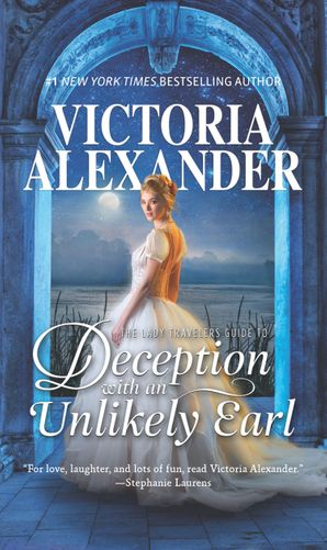 The Lady Traveller's Guide To Deception With An Unlikely Earl