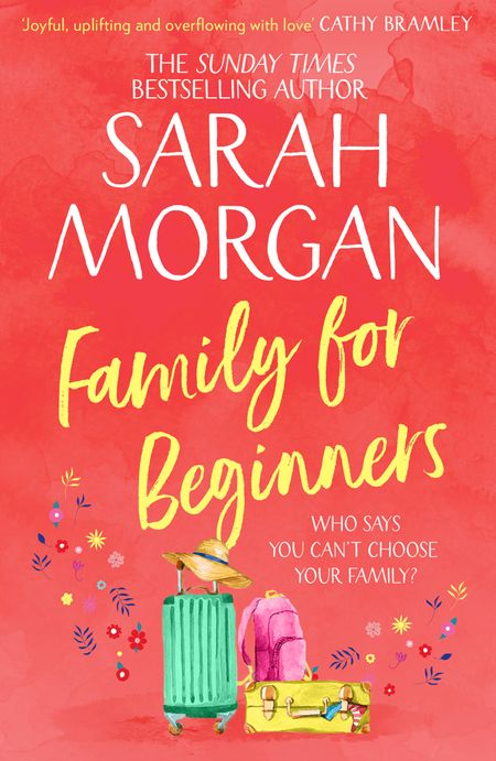 Family For Beginners - Sarah Morgan