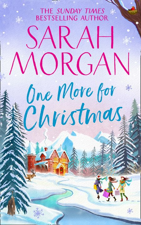 One More For Christmas - Sarah Morgan