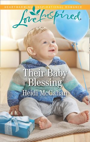 Their Baby Blessing (Mills & Boon Love Inspired)