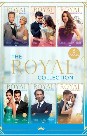 The Royal Collection (Mills & Boon e-Book Collections) eBook  by Rebecca Winters