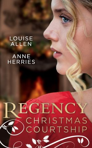 Regency Christmas Courtship: His Christmas Countess / The Mistress of Hanover Square (Mills & Boon M&B) eBook  by Louise Allen