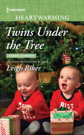 Twins Under The Tree (Mills & Boon Heartwarming) (Kansas Cowboys, Book 6)