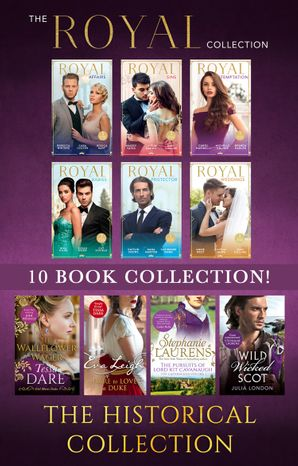 Royal Families Vs. Historicals (Mills & Boon e-Book Collections) eBook  by Rebecca Winters