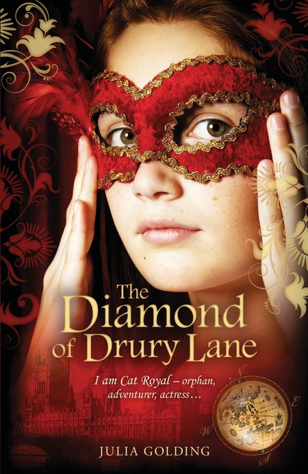 The Diamond of Drury Lane (Cat Royal) - Julia Golding