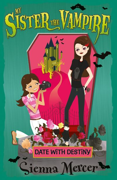 Date with Destiny (My Sister the Vampire) - Sienna Mercer