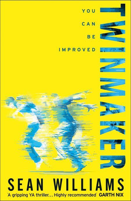 Twinmaker (Twinmaker) - Sean Williams