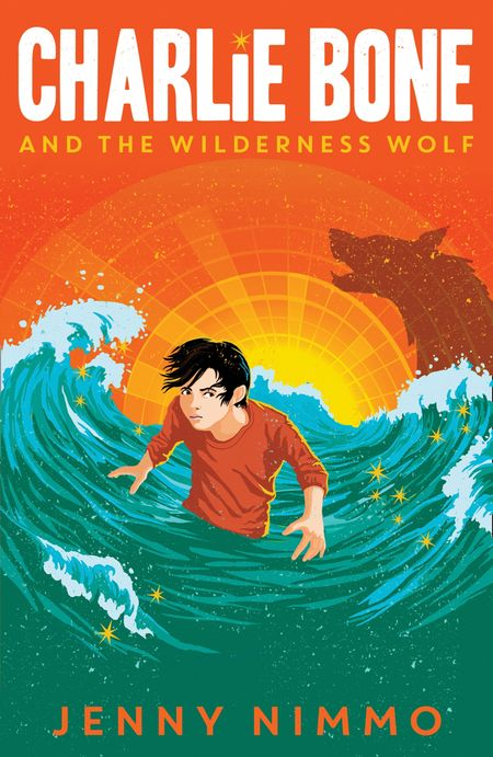 Charlie Bone and the Wilderness Wolf (Charlie Bone) - Jenny Nimmo