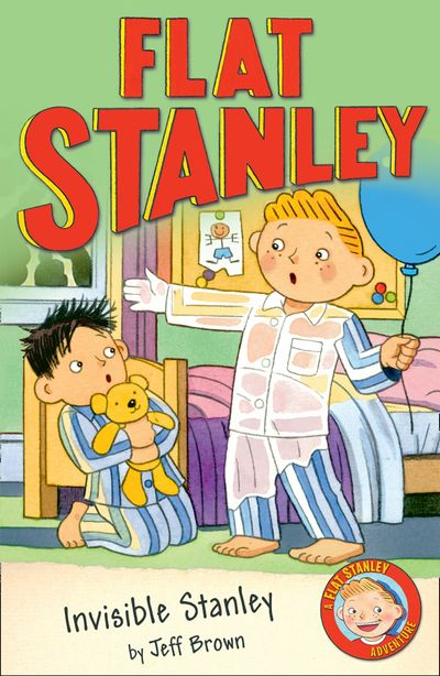 Invisible Stanley - Jeff Brown, Illustrated by Jon Mitchell