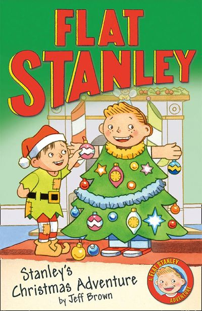 Stanley's Christmas Adventure - Jeff Brown, Illustrated by Jon Mitchell