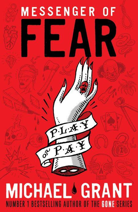 Messenger of Fear (Messenger of Fear) - Michael Grant
