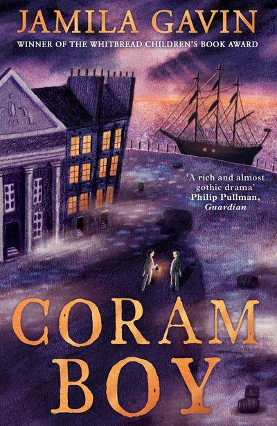 Coram Boy - Jamila Gavin