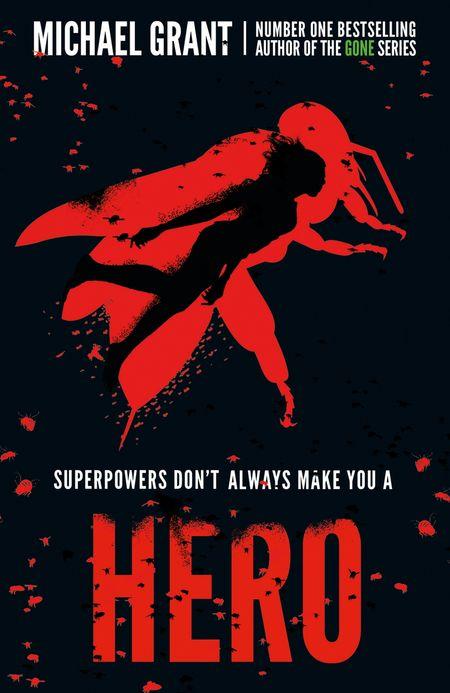 Hero (The Monster Series) - Michael Grant