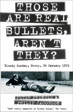 Those Are Real Bullets, Aren't They? Paperback  by