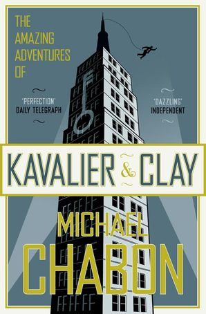 The Amazing Adventures of Kavalier and Clay Paperback  by Michael Chabon