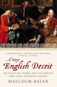 A Very English Deceit