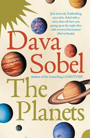 The Planets Paperback  by Dava Sobel