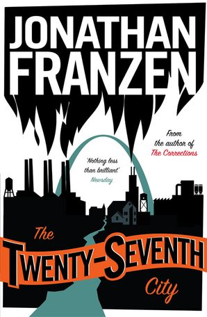 The Twenty-Seventh City Paperback  by Jonathan Franzen