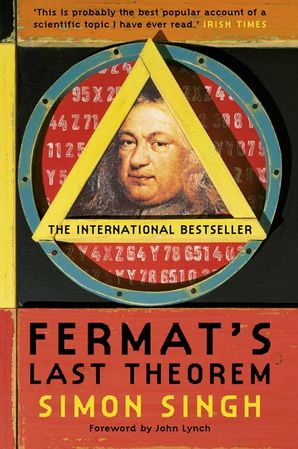 Fermat's Last Theorem Paperback  by Simon Singh