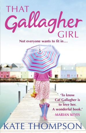 That Gallagher Girl Paperback  by Kate Thompson