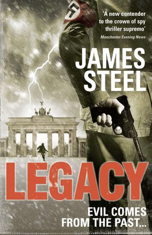 Legacy Paperback  by