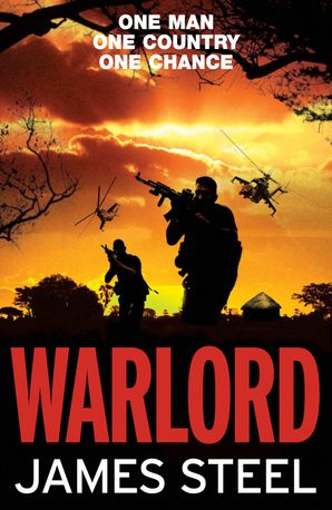 Warlord Paperback  by James Steel