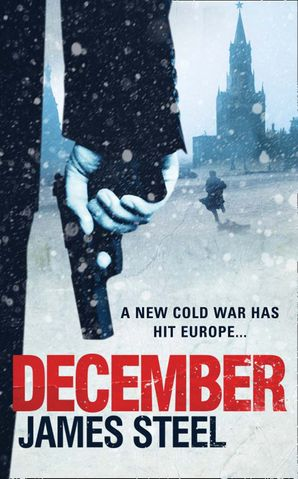 December Paperback  by James Steel