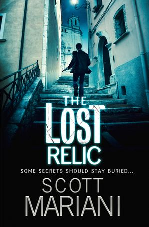 The Lost Relic Paperback  by Scott Mariani