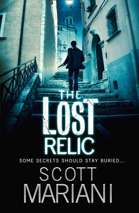 The Lost Relic - Scott Mariani