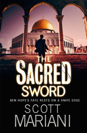 The Sacred Sword Paperback  by Scott Mariani