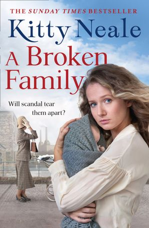 A Broken Family Paperback  by Kitty Neale