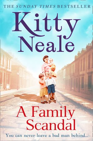 A Family Scandal Paperback  by Kitty Neale