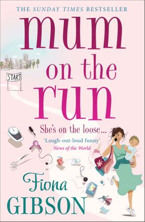 Mum On The Run Paperback  by Fiona Gibson