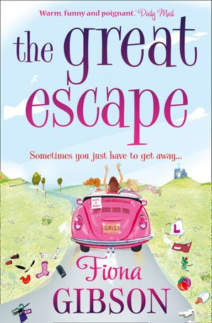 The Great Escape Paperback  by Fiona Gibson