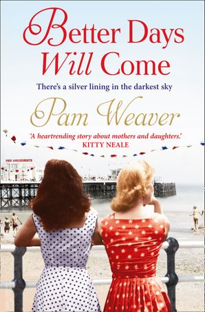 Better Days Will Come Paperback  by Pam Weaver